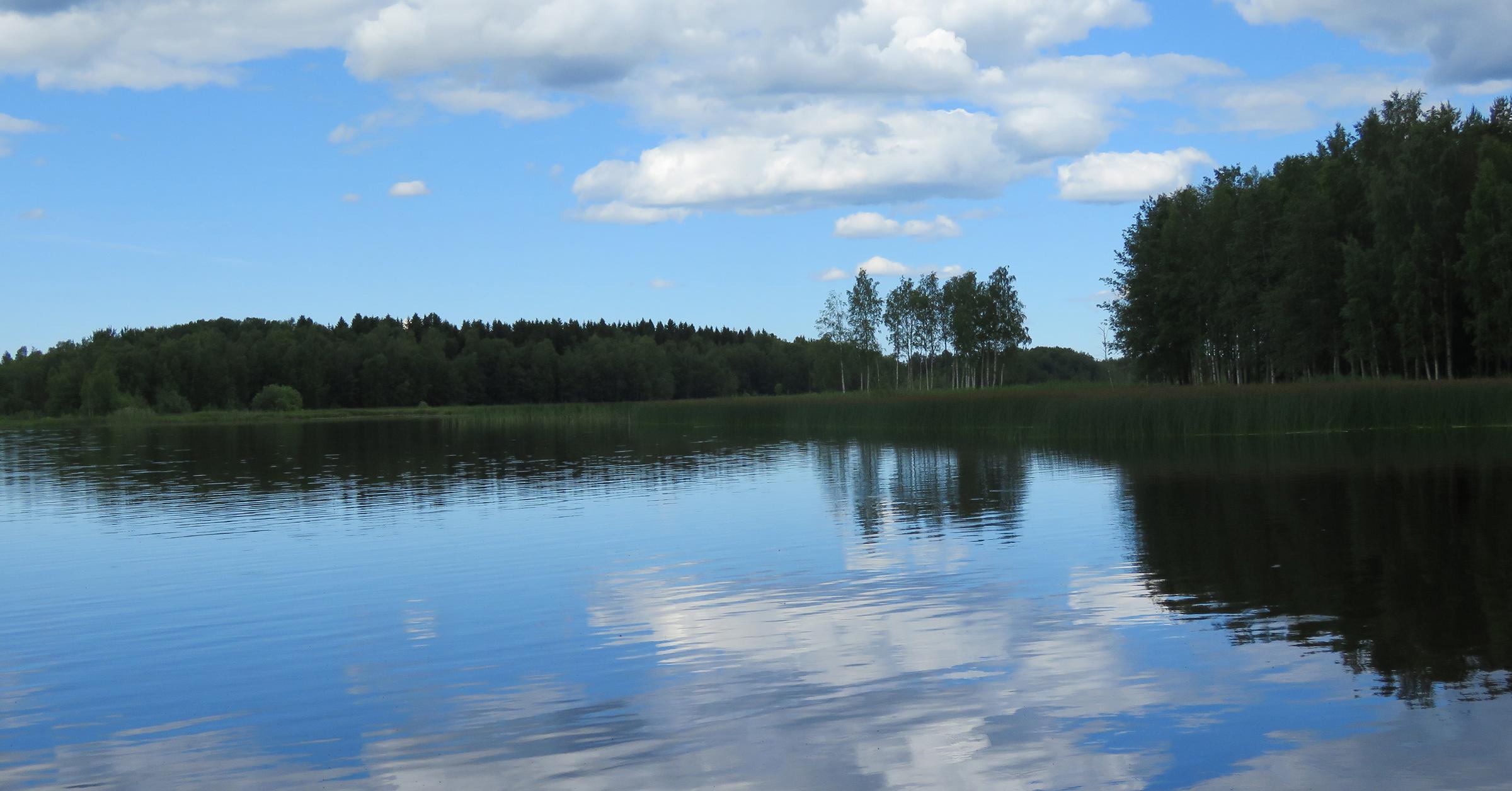 Hinjärv, Finland. Foto: Dan Abelin.